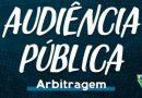 Audiência de Arbitragem – Jogos do dia 24 de fevereiro de 2021 – Serie B 2021